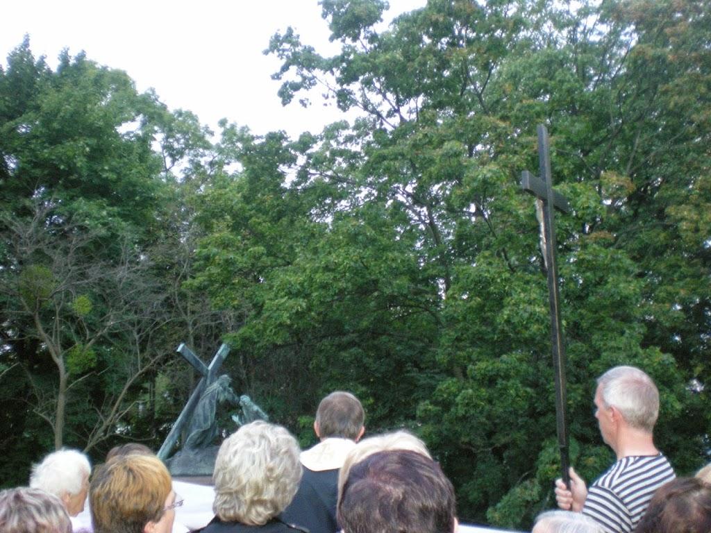 2014 Rekolekcje - Podwyższenie Krzyża Świętego w Częstochowie - DSCN5145.JPG