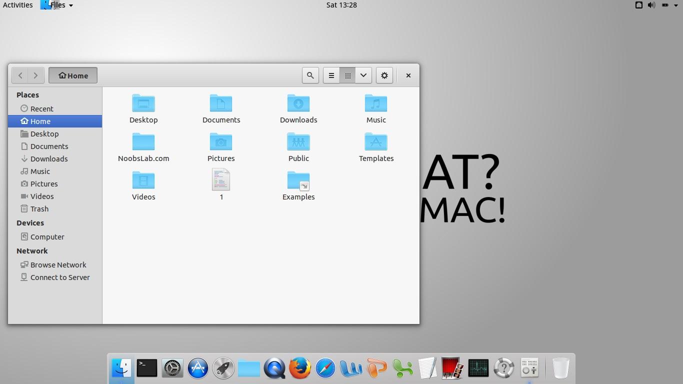 MBuntu (MacBuntu) 14 04 Transformation Pack Is Ready For Ubuntu