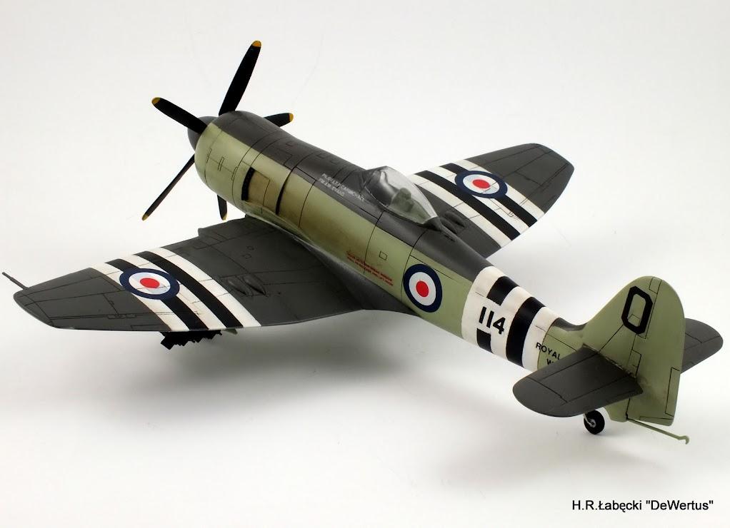 Korea 1950-53; Sea Fury FB.11, KITECH 1/48 DSCF3954