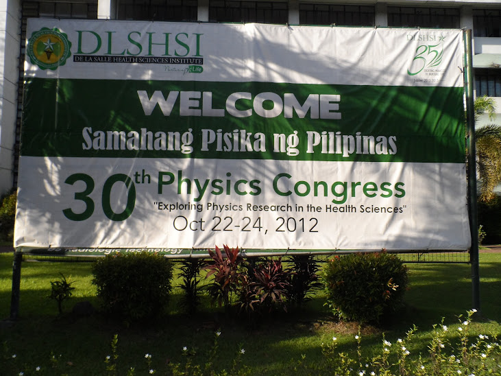 30th SPP Physics Congress banner