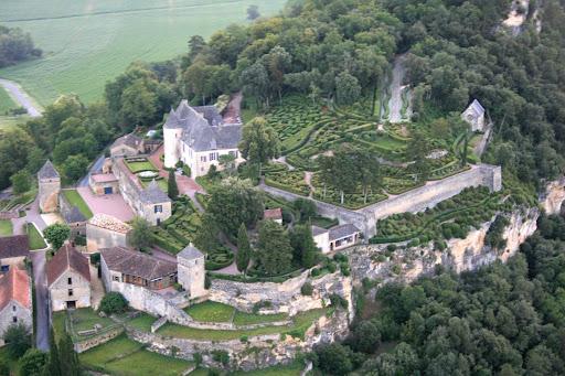 Domaine de la bessede les jardins de marqueyssac p rigord dordogne - Jardins suspendus de marqueyssac ...