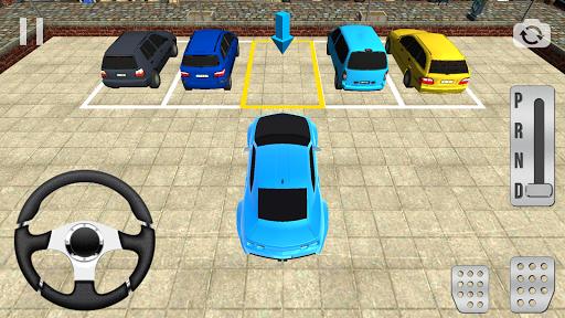 車の駐車3D3