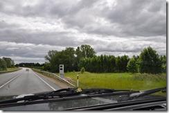 1 route vers Tartu