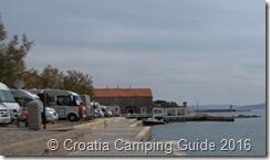 Croatia Camping Guide - Senj, restaurant