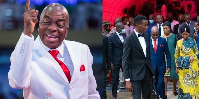 """""""We Asked You To Go Because You're Unfruitful Blatant Failure"""" – Oyedepo Replies Pastors Complaining After Being Sacked From His Church (VIDEO)"""