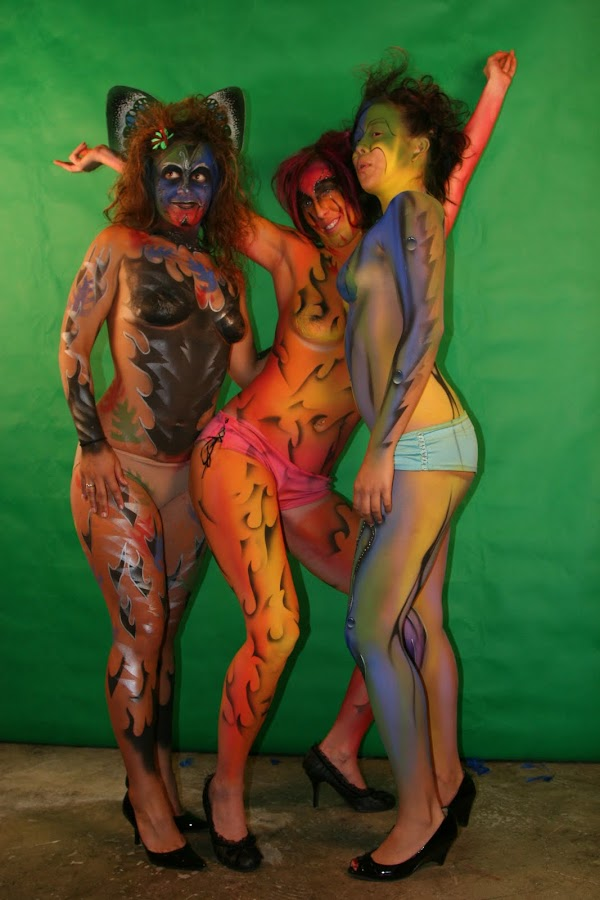 Body Painting Arts part 10:picasa0