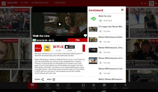 TVGids.nl- screenshot thumbnail