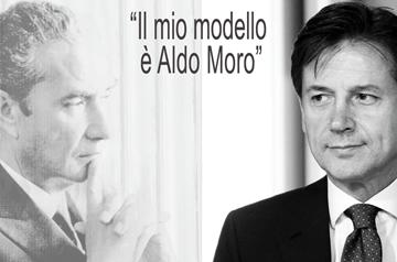 Giuseppe Conte mi ispiro a Moro