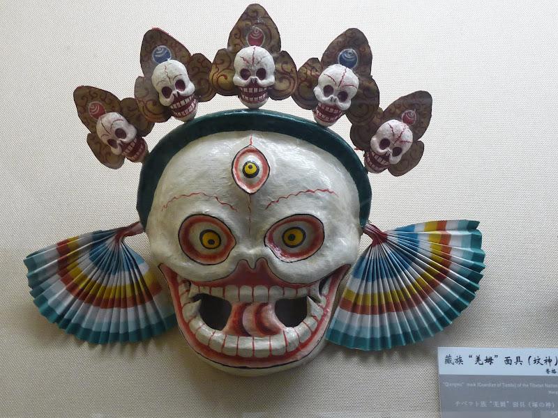 CHINE.YUNNAN.KUN MING Temple, jardin horticole,Musée des minorites - P1270410.JPG