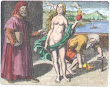 Democritus From Maier Symbola Aurea Mensae Franckfurt 1617