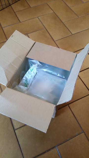 Carton ouvert