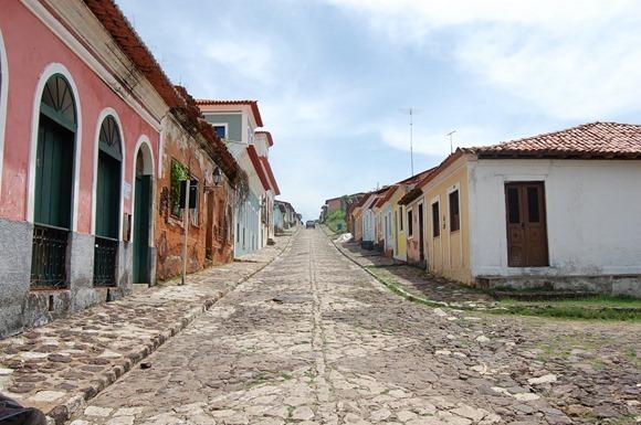 Rua do Jacaré - Alcantara, Maranhao, foto: Galopando nas Asas do Vento
