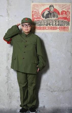 Li Baoer China Actor