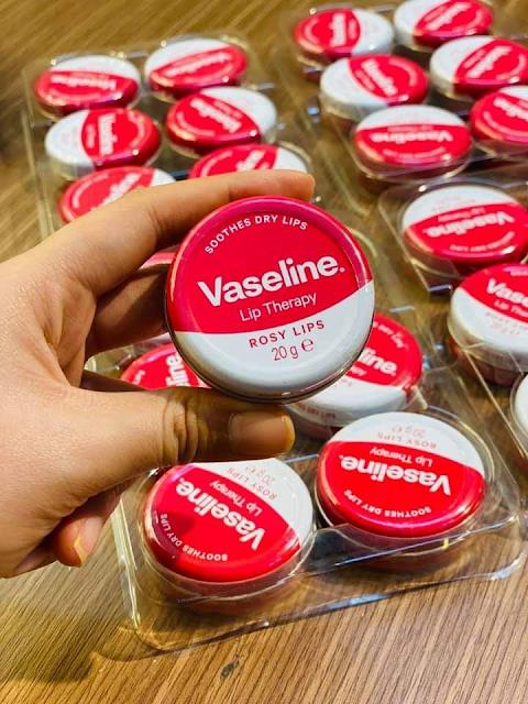 Son Dưỡng Môi Vaseline Lip Therapy  Rosy Lips