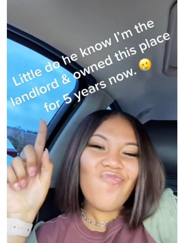 My Boyfriend Pays The Rent For Our House But He Doesn't Know I'm The Landlord', Lady Confesses