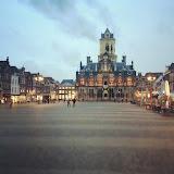 Grote markt, Delft