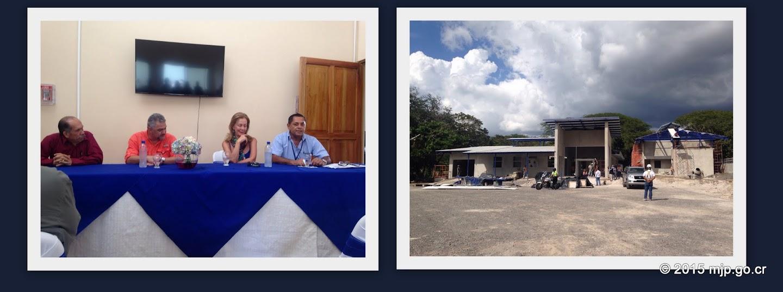 PRIVADOS DE LIBERTAD CONSTRUIRÁN CARRETERAS EN LIBERIA MEDIANTE ACUERDO INTERINSTITUCIONAL