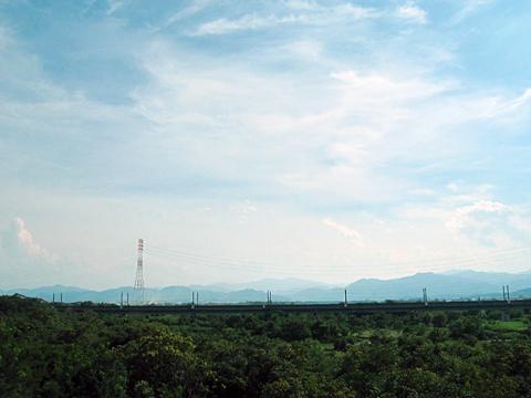 富山地方鉄道「富山東京線」 ・705 車窓 その1