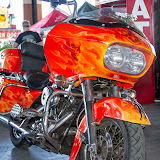 Full Throttle Ride-in Bike Show - Bike Week 2014