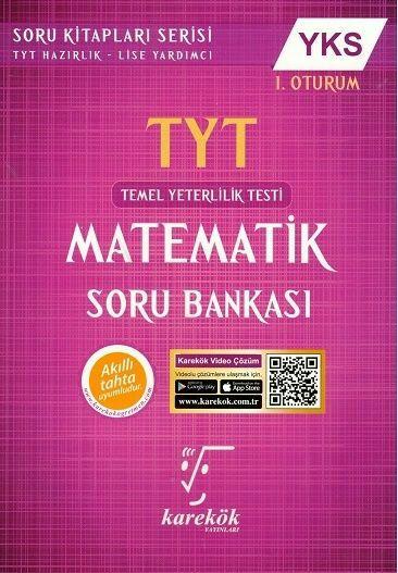 Karekök Yayınları TYT Matematik Soru Bankası (2019-2020) NOT :Yeni Nesil Sorular Vardır