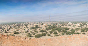 Panoramic view of adjoining villages from Derawar fort