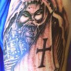 wind god caravel arm - tattoo designs