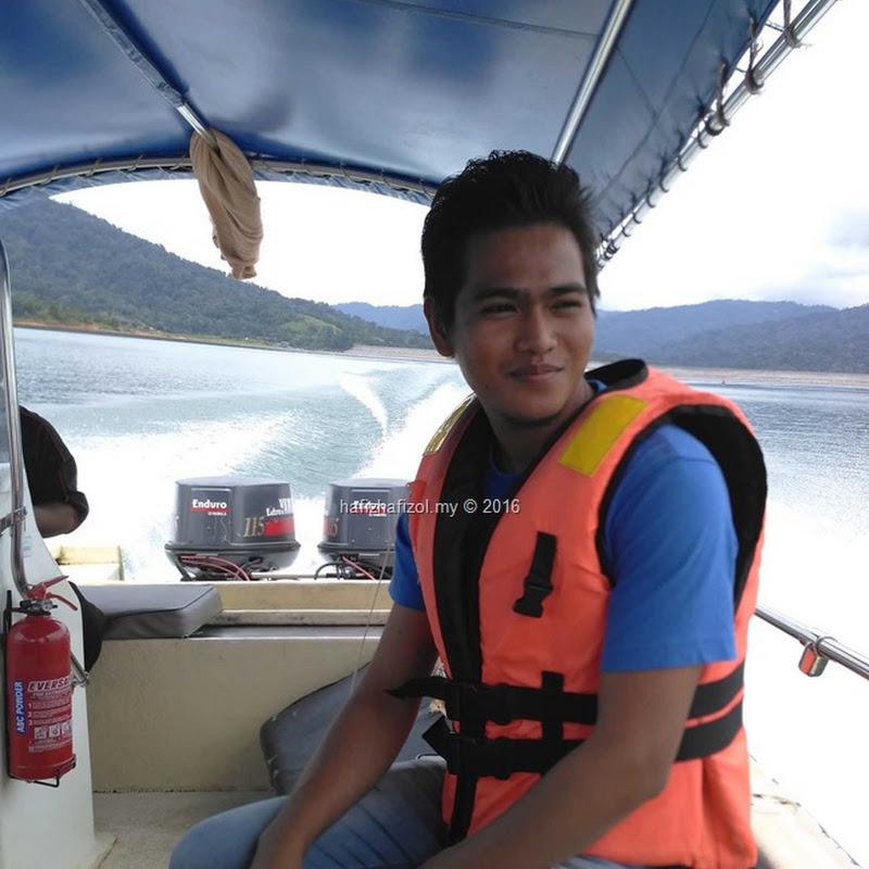 Percutian ke Tempat Menarik di Tasik Kenyir, Terengganu