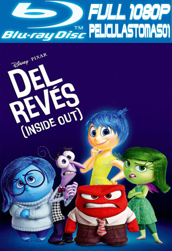 Del revés (Inside Out) (2015) BRRipFull 1080p