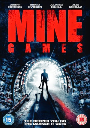 Filme Poster Mine Games DVDRip XviD & RMVB Legendado
