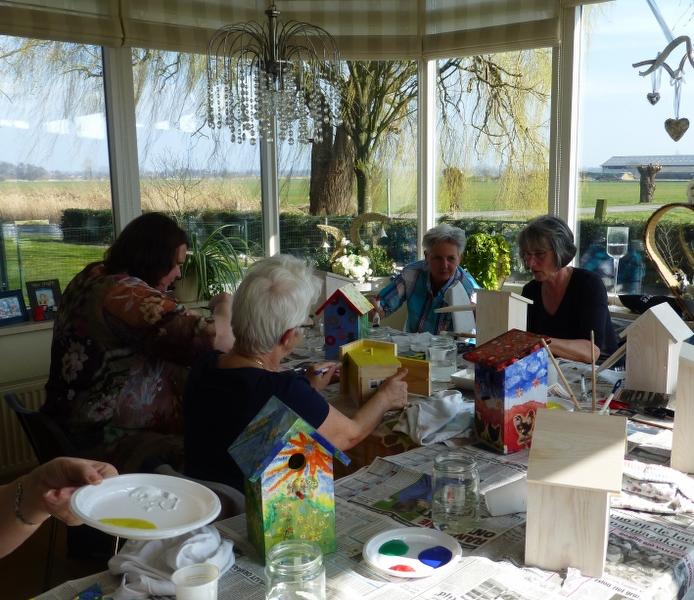 Knutsel middag VOC dames 2014 - P1020194_694x600.JPG