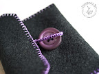 Crochet Button Loop