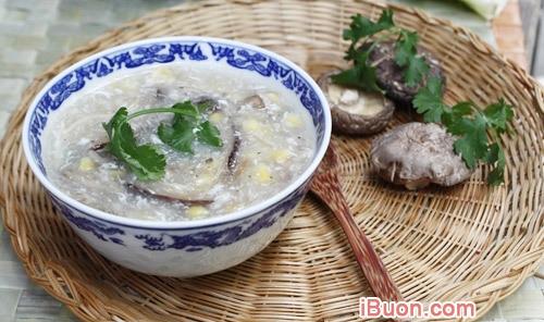 Ảnh mô phỏngHướng dẫn chế biến Súp gà nấm hương bổ dưỡng thơm ngon - Sup-ga-nam-huong-1