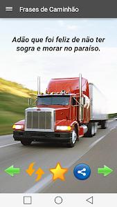 Frases de Caminhão screenshot 3