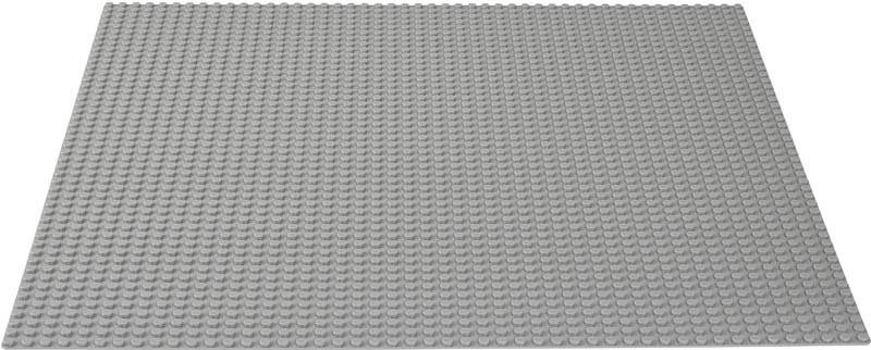Contenido de Lego® 10701 Base Gris