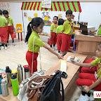 Dramatization - Airport, Grocery Store & Restaurant (Sr.KG.)  24-9-2018