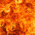 """काष्टी येथील जायभाय कॉप्लेक्स ला भीषण """"आग"""""""