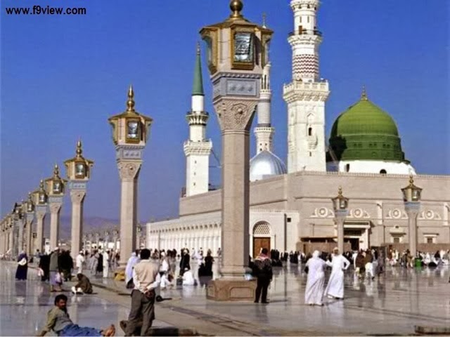 Madjid Nabwi Image, Check Out Madjid Nabwi Image : cnTRAVEL