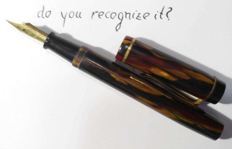 Spanish vintage flex pen? - JJGR