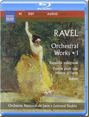 Ravel Rapsodia Slatkin