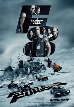 Fast & Furious 8 - The Fate of the Furious (2017)