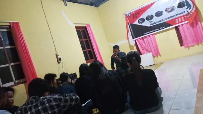 MPAB Perdana FORKOM MABAR-Makassar, Menciptakan Generasi yang Progresif dan Revolusioner