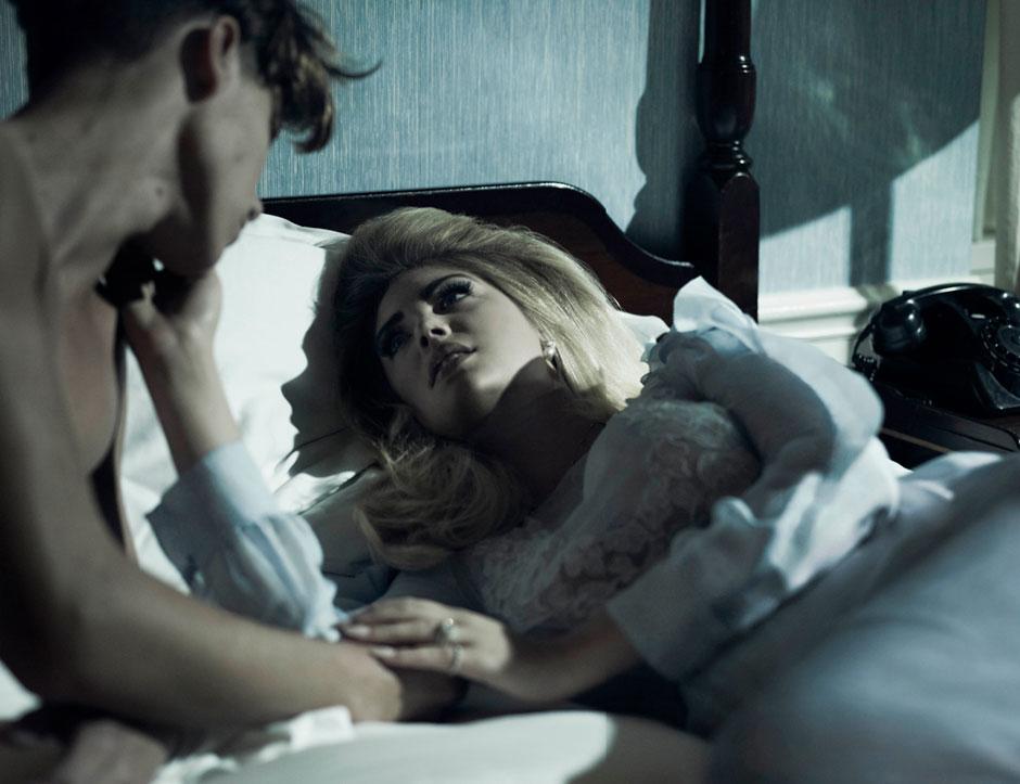 *凱特阿波頓(Kate Upton)化身復古女郎:登上V Magazine #81的2013春季號! 5