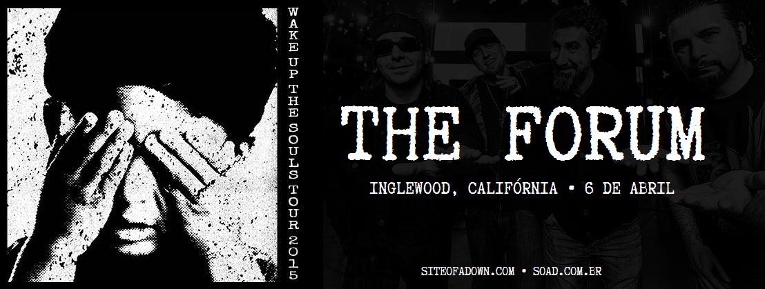 Show em Inglewood, Califórnia