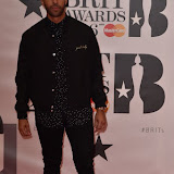 OIC - ENTSIMAGES.COM - Marvin Humes at the  The BRIT Awards 2016 (BRITs) in London 24th February 2016.  Raymond Weil's  Official Watch and  Timing Partner for the BRIT Awards. Photo Mobis Photos/OIC 0203 174 1069
