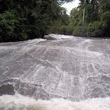 2011-03-21 Rock Water Slide, Paraty, Brazil