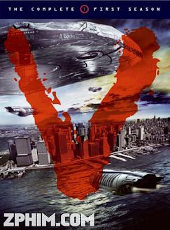 Những Kẻ Xâm Lăng 1 - V Season 1 (2009) Poster