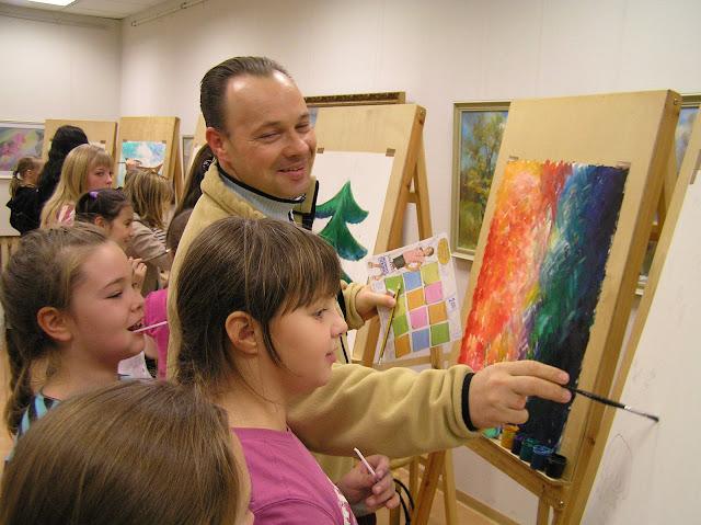 Kunstiosakonda sisseastunud laste pühitsemine 2011 - PB160133.JPG
