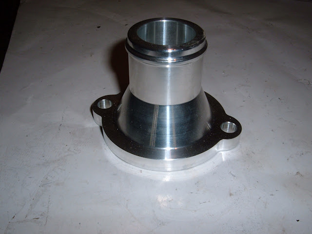 THO-B ..New Billet thermostat outlet, will work on all Nailhead Engines. Gasket included .. 69.00 each