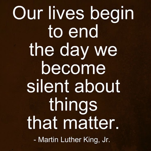 Martin Luther King Quotes about love