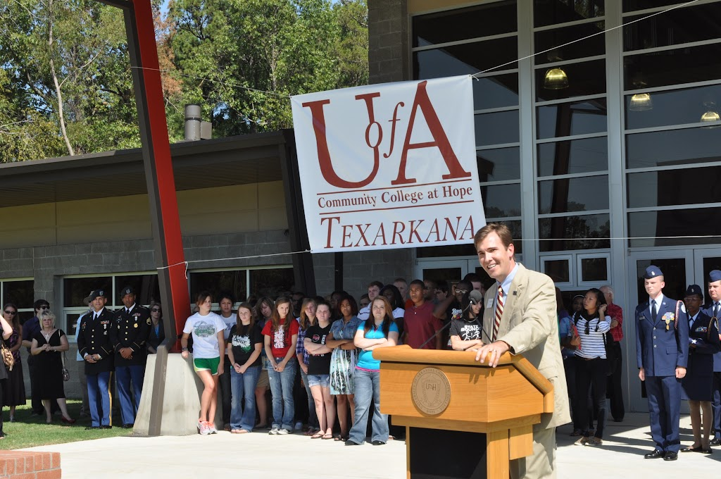 UACCH-Texarkana Ribbon Cutting - DSC_0370.JPG
